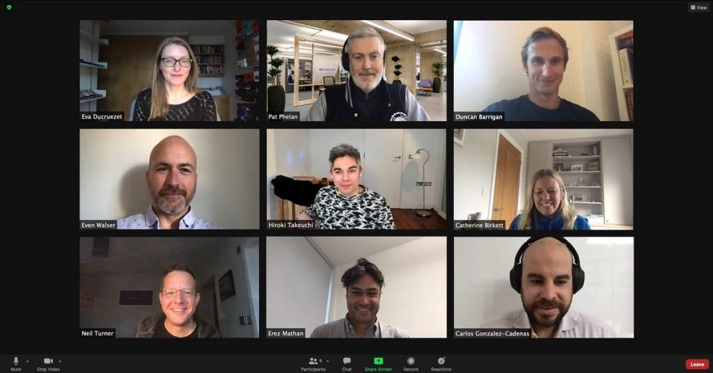 GoCardless Executive team
