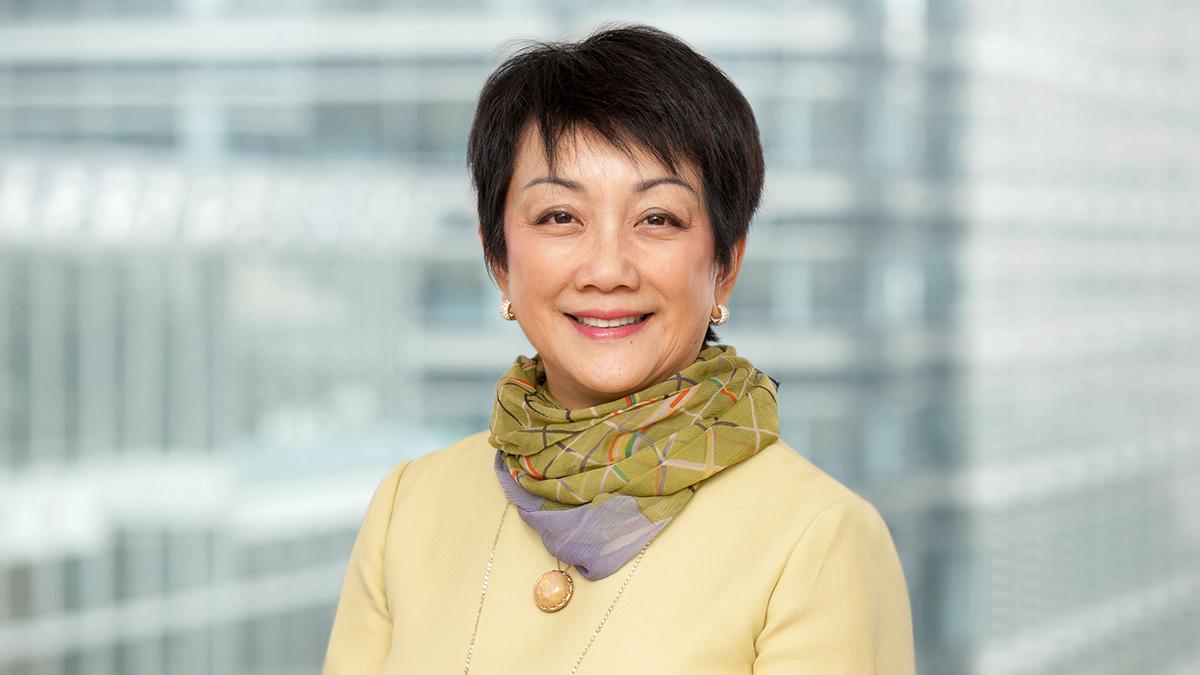 Hang Seng Bank's incoming chairman Irene Lee