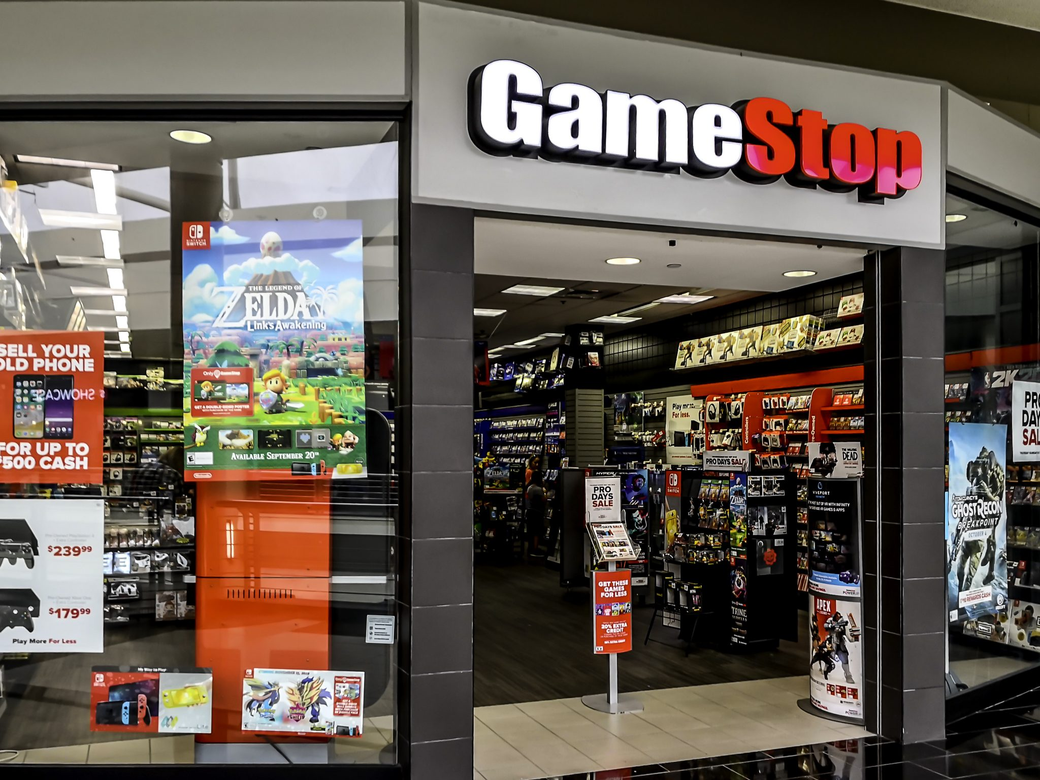 "GameStop trader Deep F—ing Value, a licensed broker, sued for ""fake persona"""
