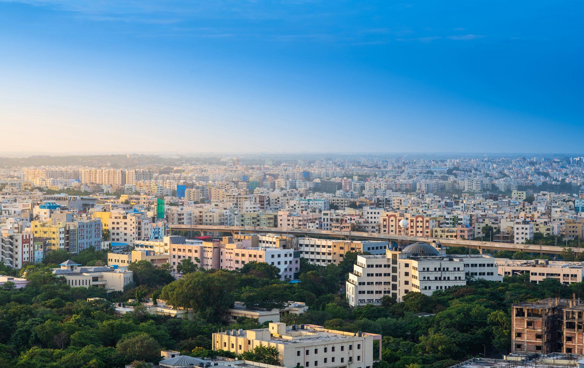 Hyberbad, India