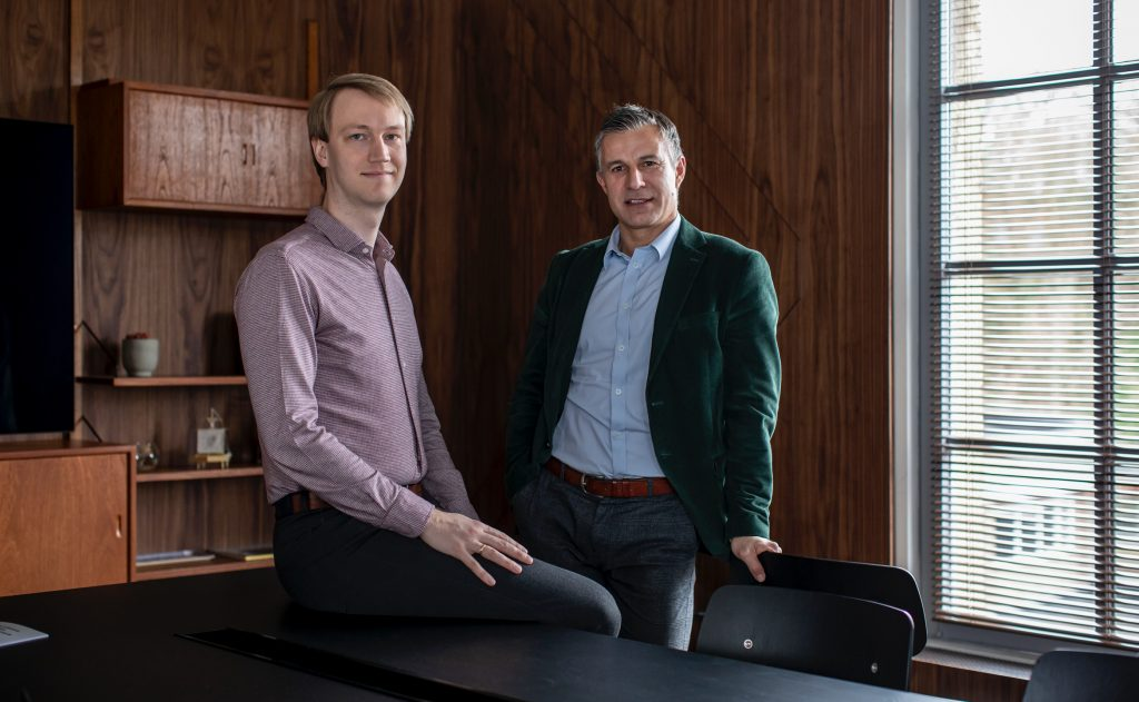 InvestSuite founders