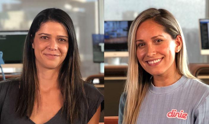 Dinie's founders
