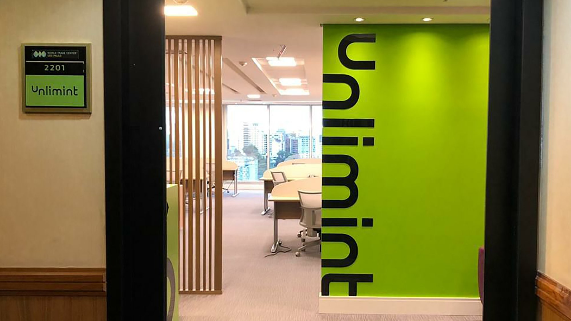 Unlimint's Brazil office