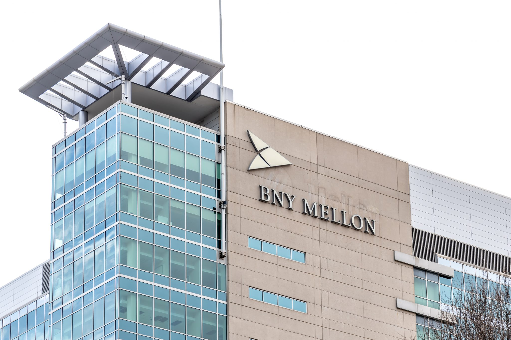 BNY Mellon to finance crytpo and signs Google Cloud deal