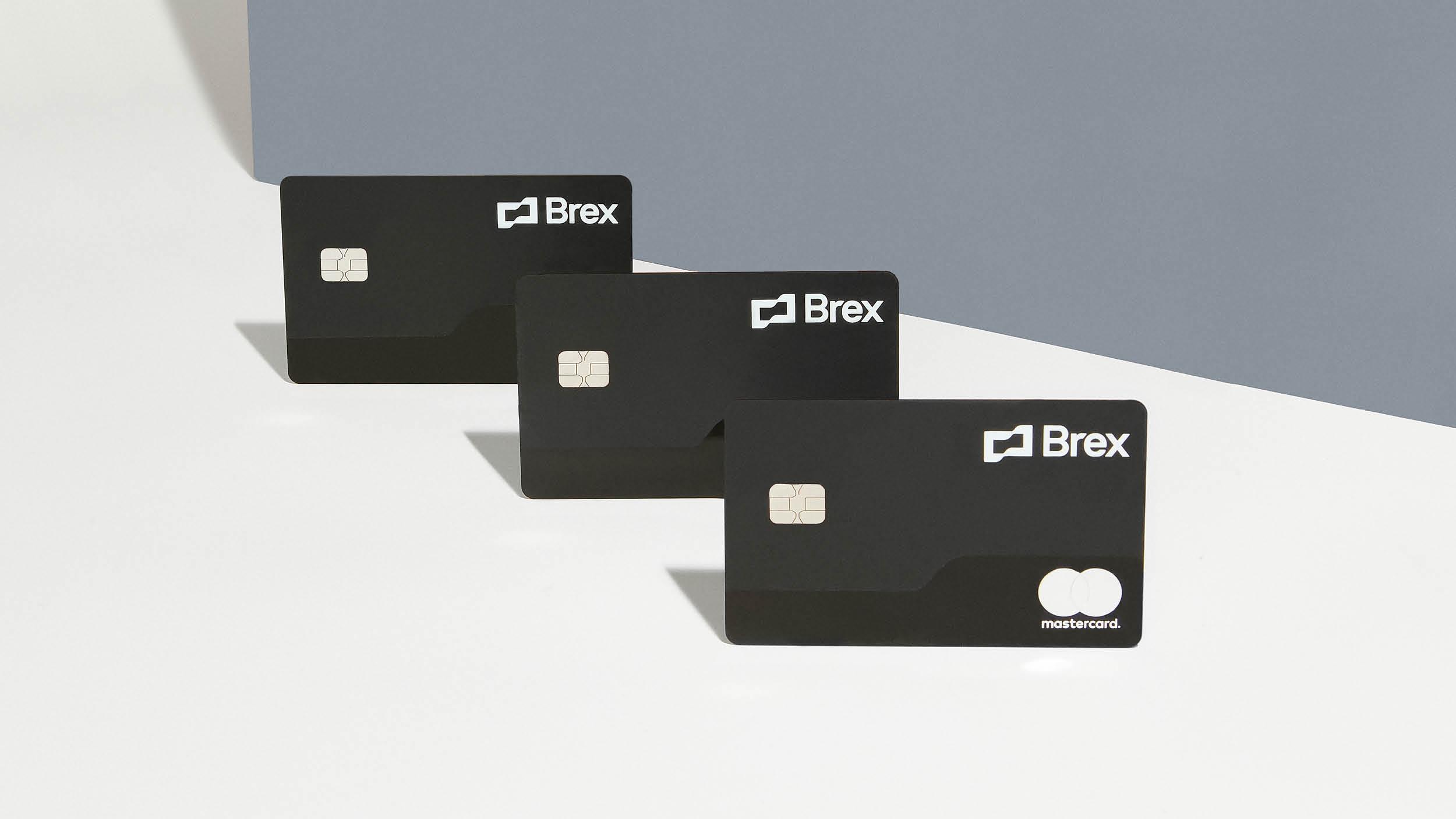 Brex cards