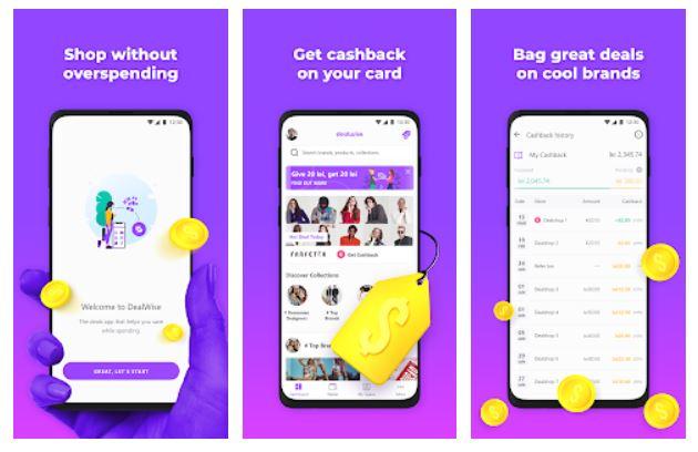 DealWise app