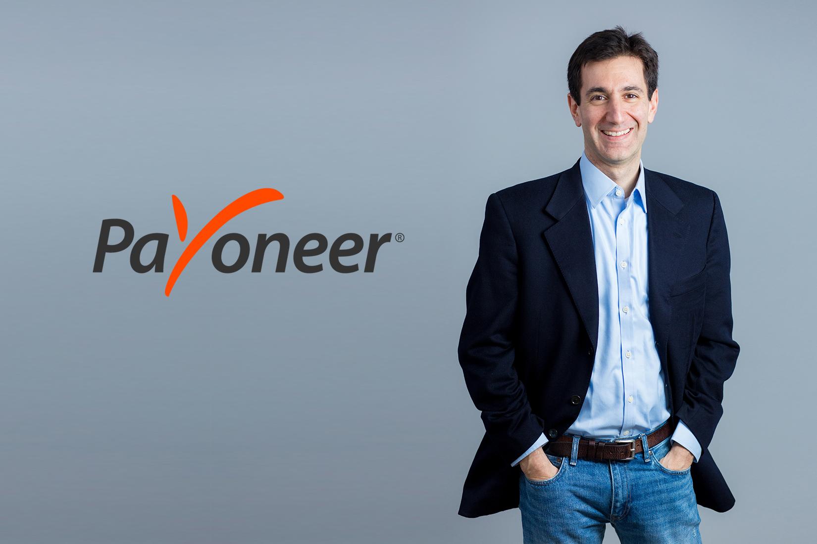 Payoneer's CEO Scott Galit
