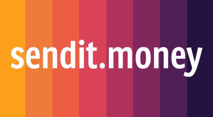 Sendit.Money sign
