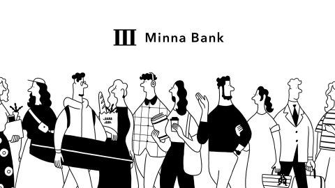 Minna Bank branding