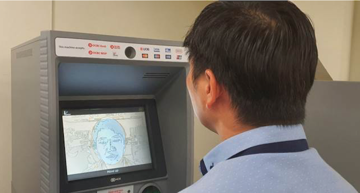 OCBC launches facial recognition at ATMs, region's first