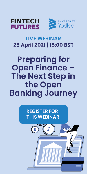 Webinar: Preparing for open finance – the next step in the open banking journey