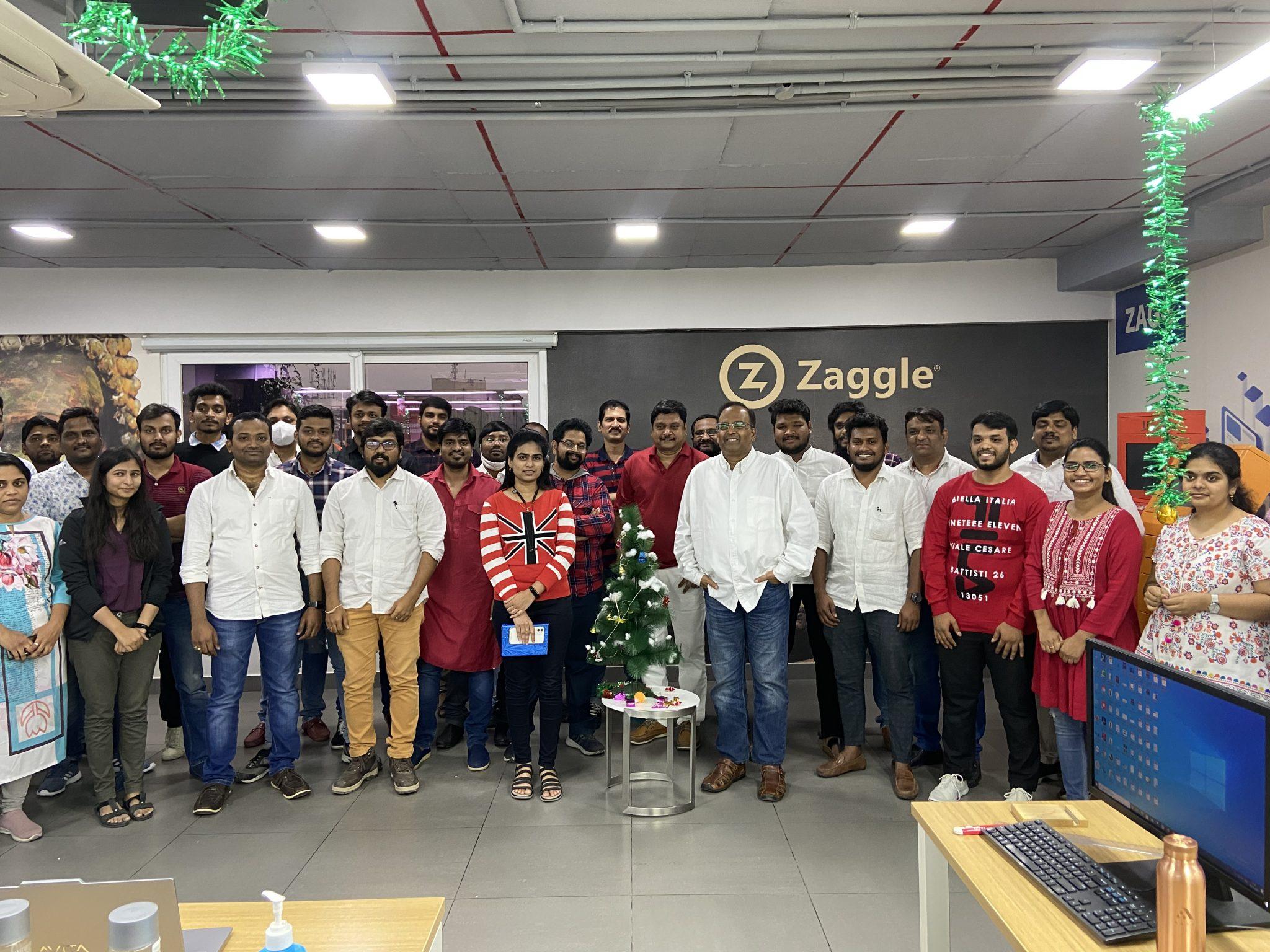 Zaggle team
