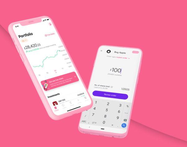 Freetrade app