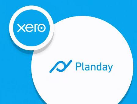 Xero and Planday brands