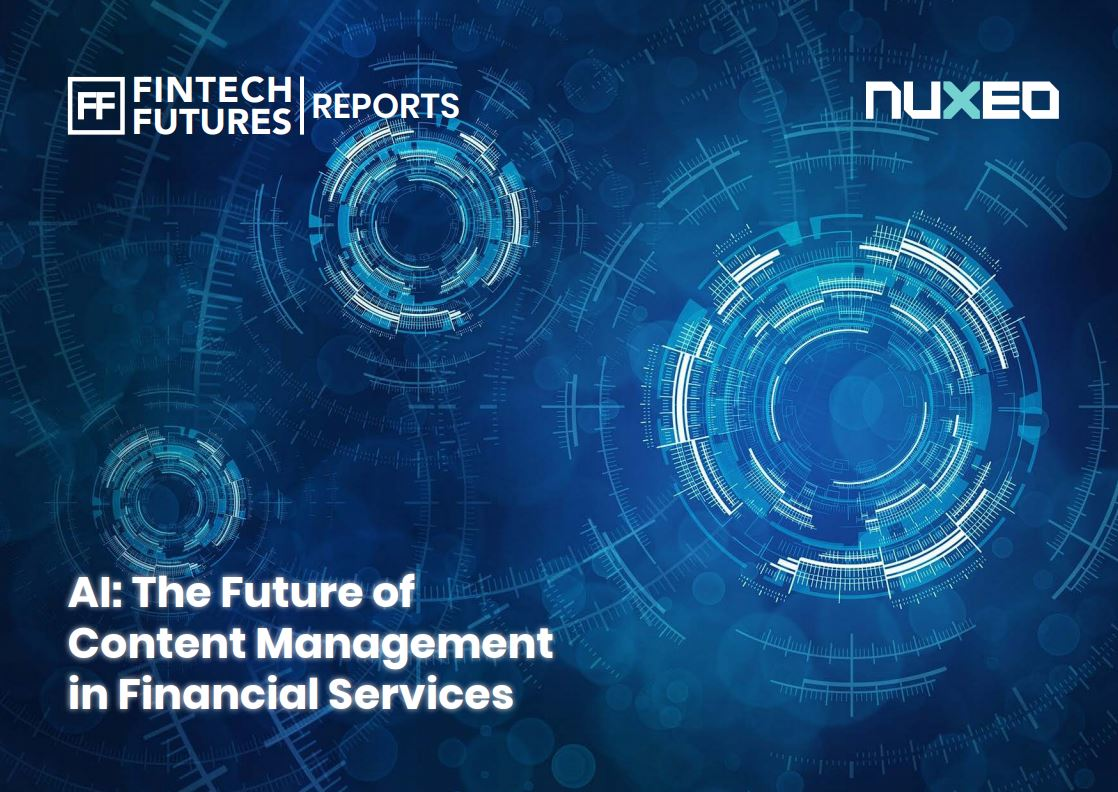 AI financial services report