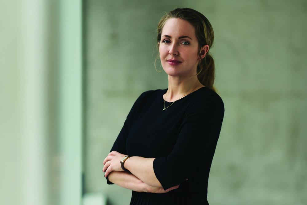 Penta's co-founder, Jessica Holzbach