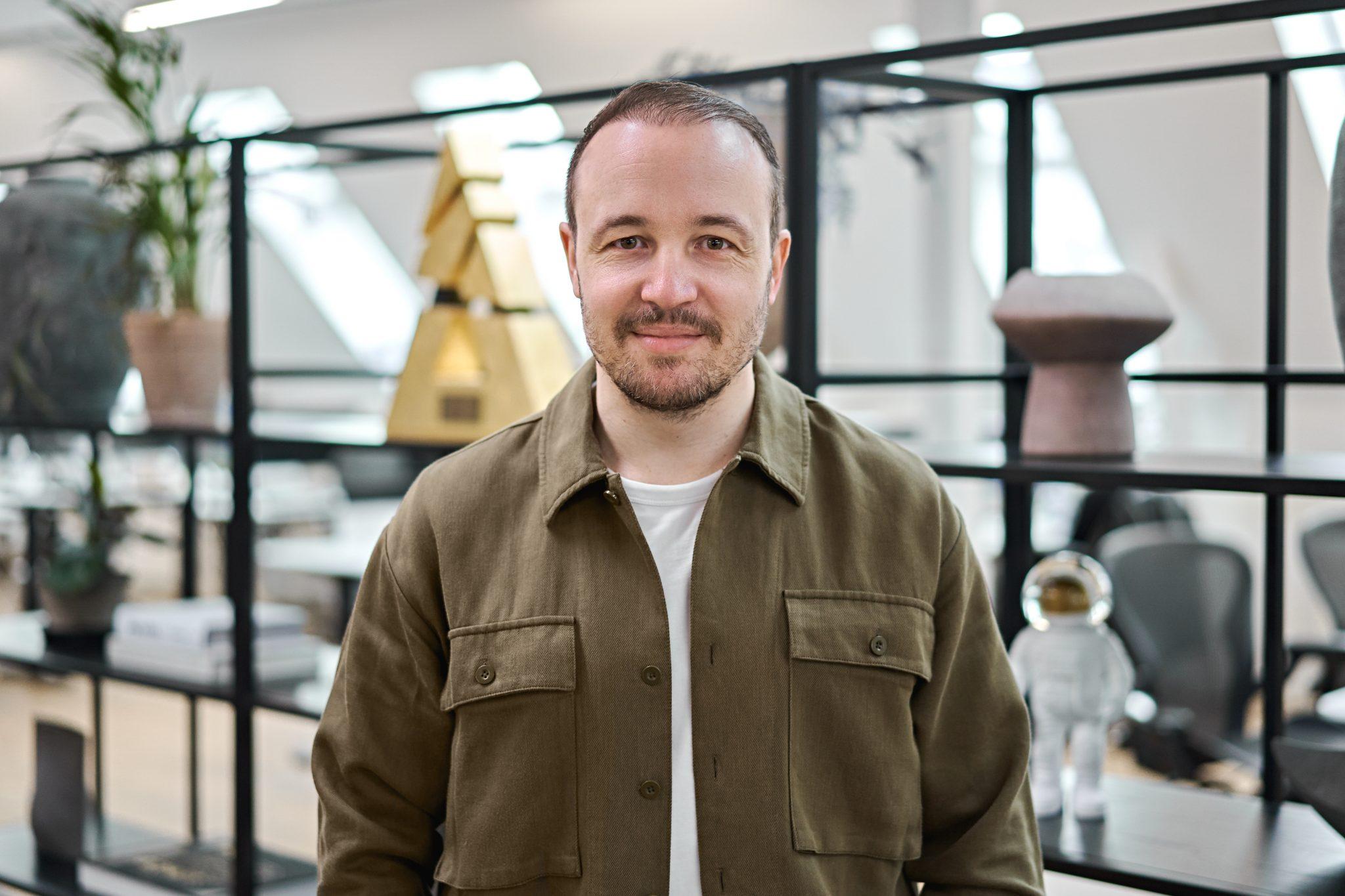 Lunar's founder and CEO, Ken Villum Klausen