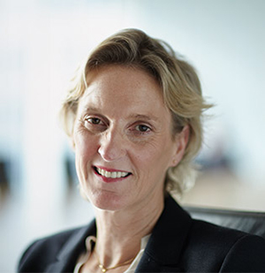 Bank of Ireland's group COO, Jackie Noakes