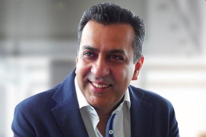 Mphasis CEO Nitin Rakesh
