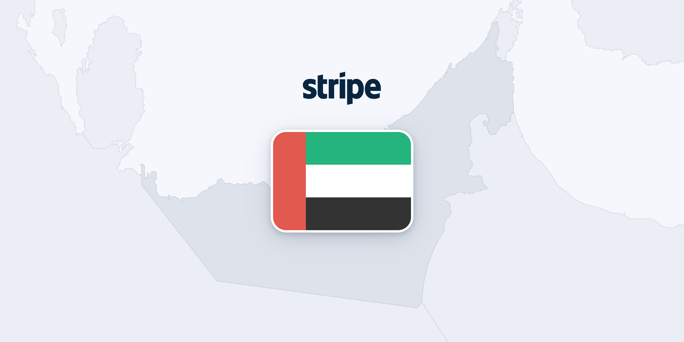 Stripe UAE graphic
