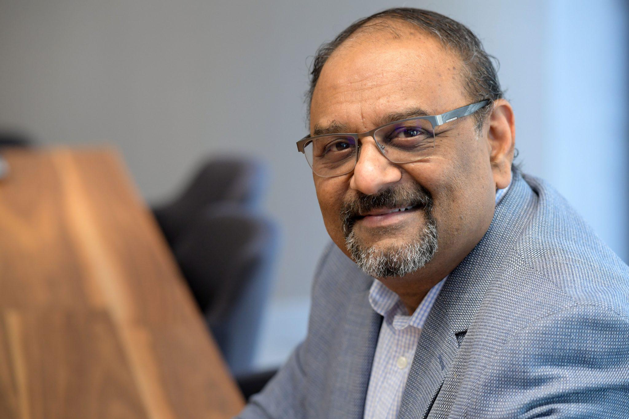 TSB's COO, Suresh Viswanathan