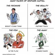 fintech cartoon