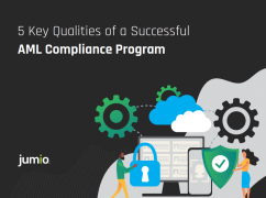 White paper: 5 key qualities of a successful AML compliance program
