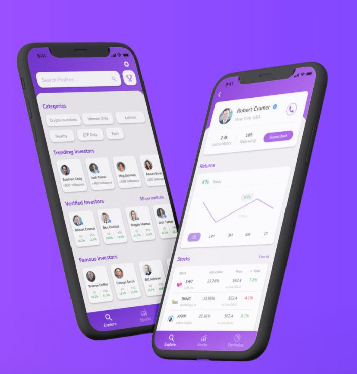 New social investing app AleFi launches in US