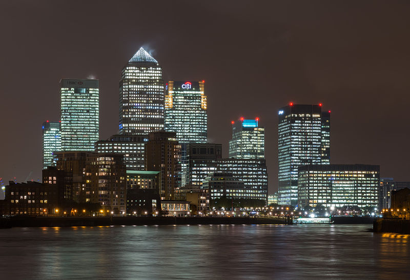 The final stage of the challenge will be hosted at Canary Wharf