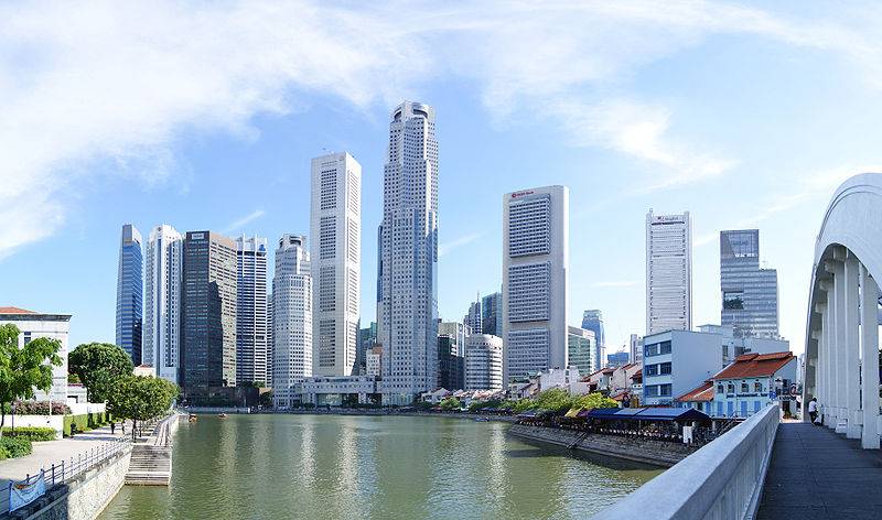 The five finalists from Singapore will compete head to head against finalists from New York and London at Sibos Dubai in September