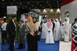 Some 5.000 delegates registered for the event and its associated identity and mobile shows