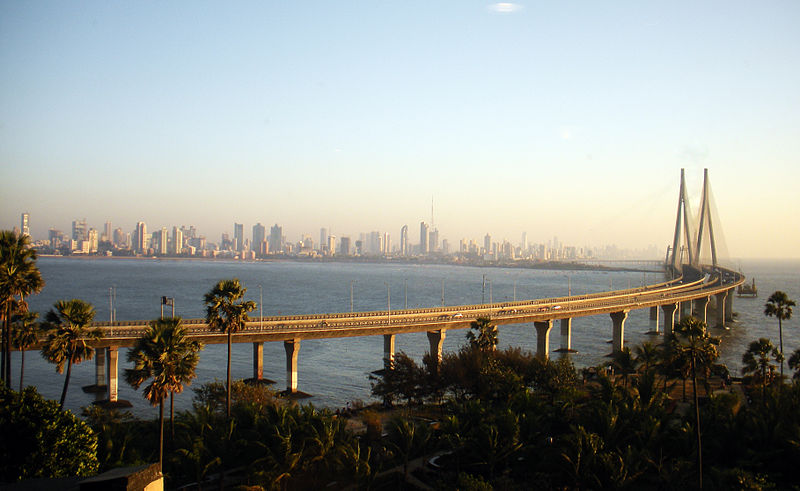 800px-Worli_skyline_with_BSWL Mumbai India