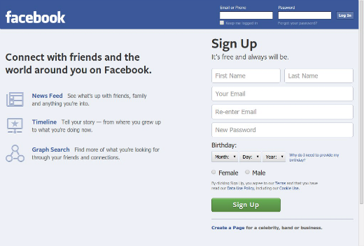 Customers in India can now bank via Facebook