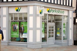 Yorkshire Building Society has made two major technology deals in recent months