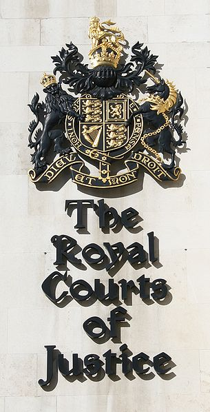 The High Court judgement against Barclays was handed down at the Royal Courts of Justice (pictured)