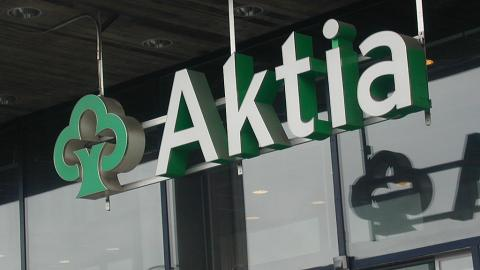 Aktia-logo-on-building