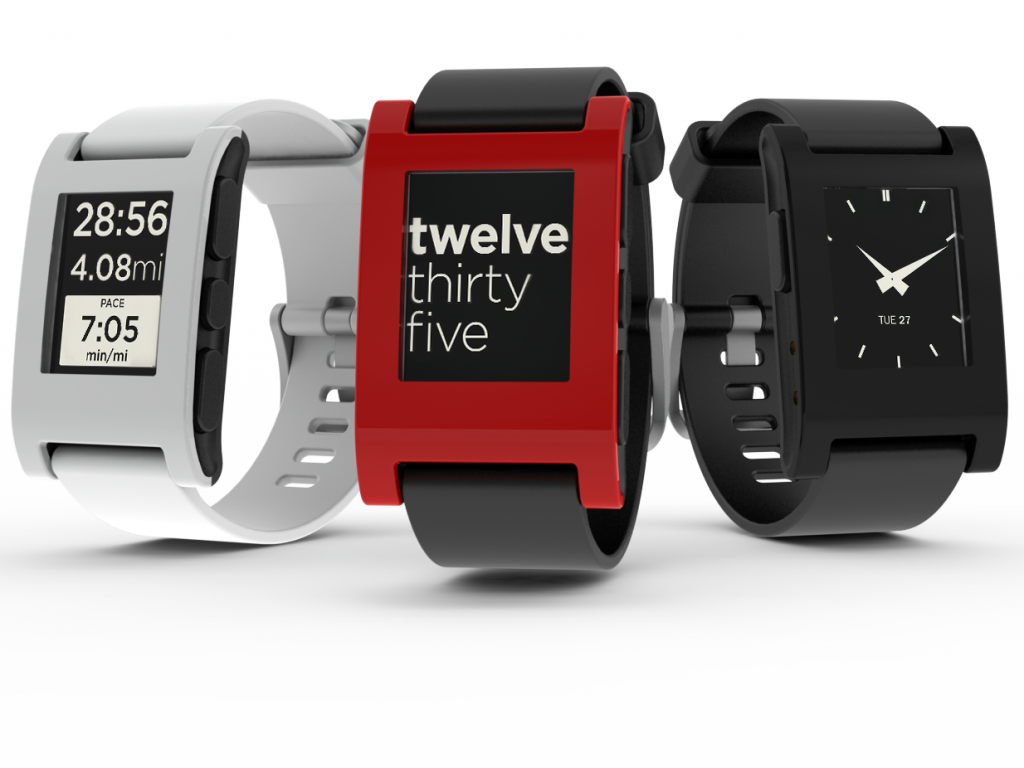 Intelligent Environments has released its banking app for the Pebble smartwatch