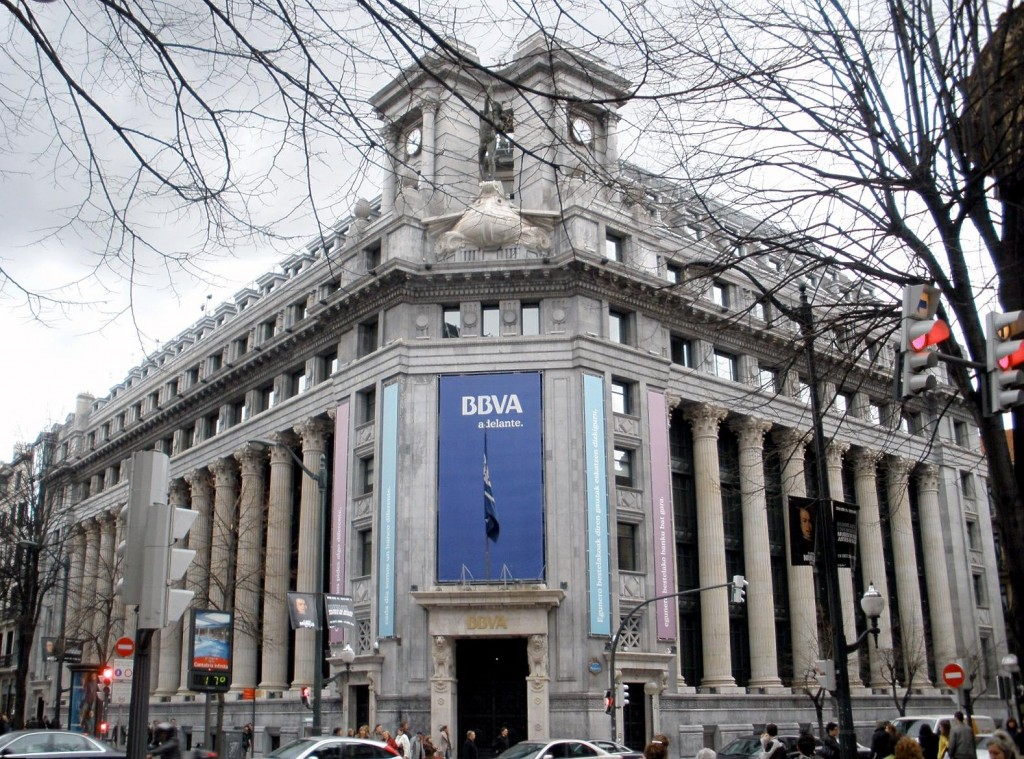 BBVA says its new system will help it to manage its data