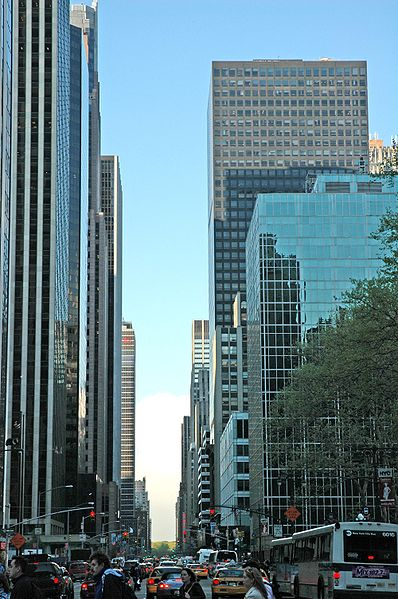 Instinet is based on Sixth Avenue, New York