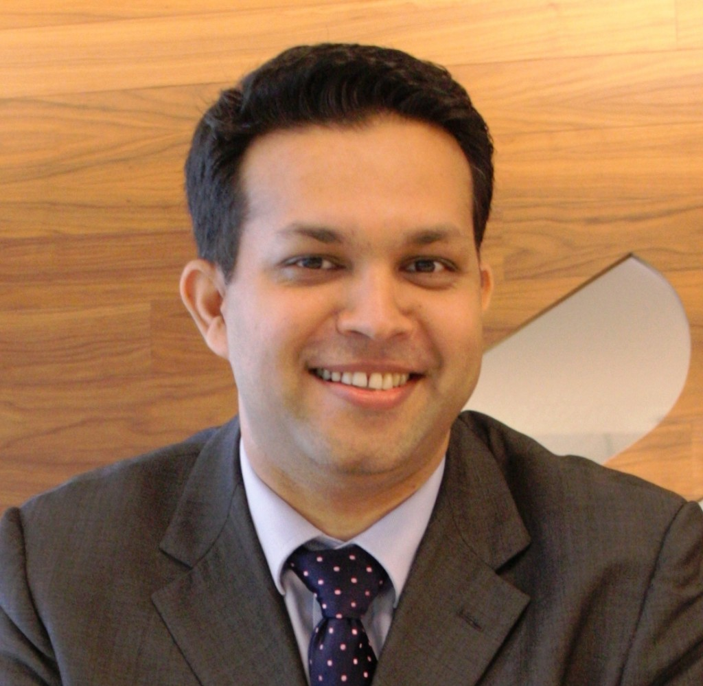 Aman Narain is global head of digital banking at Standard Chartered