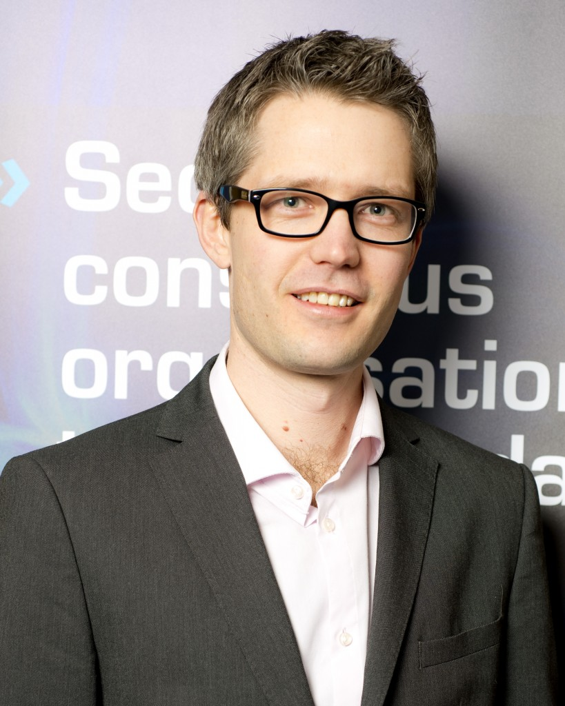 Simon Keates is mobile payment security expert at Thales e-Security