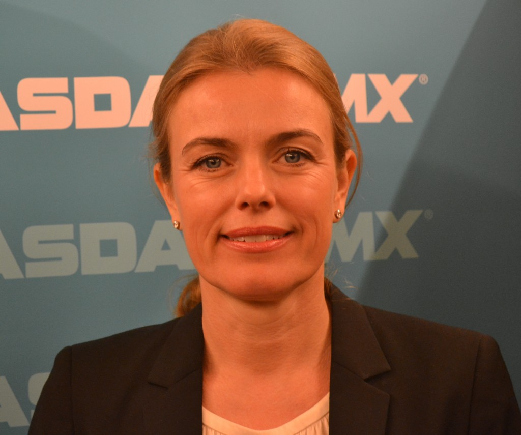 Nasdaq OMX's Eva Saidec: aggregating the data can provide insights