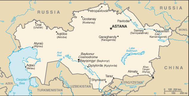 Eurasia Bank is based in Alamaty, Kazakhstan