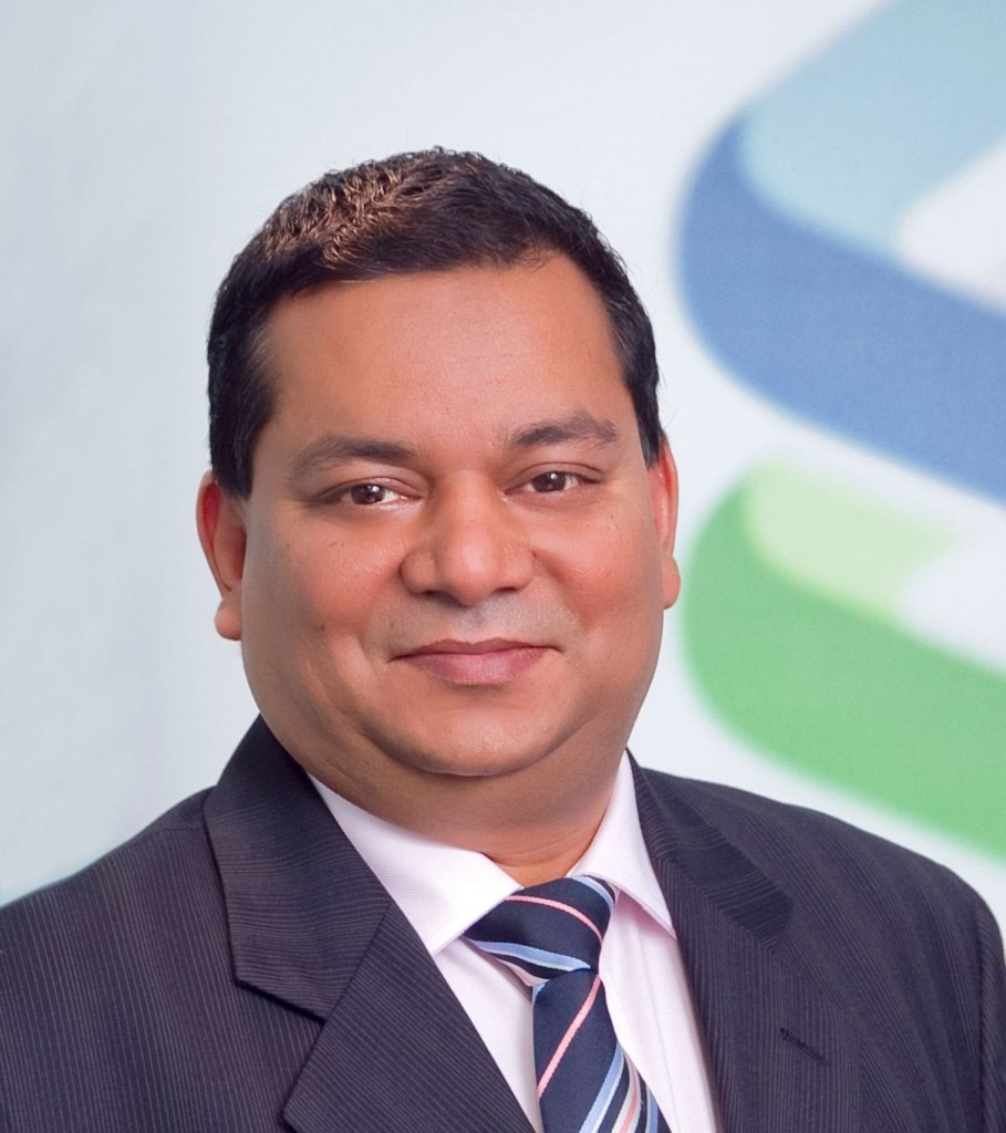 Gautam Jain is head of global client access, transaction services at Standard Chartered