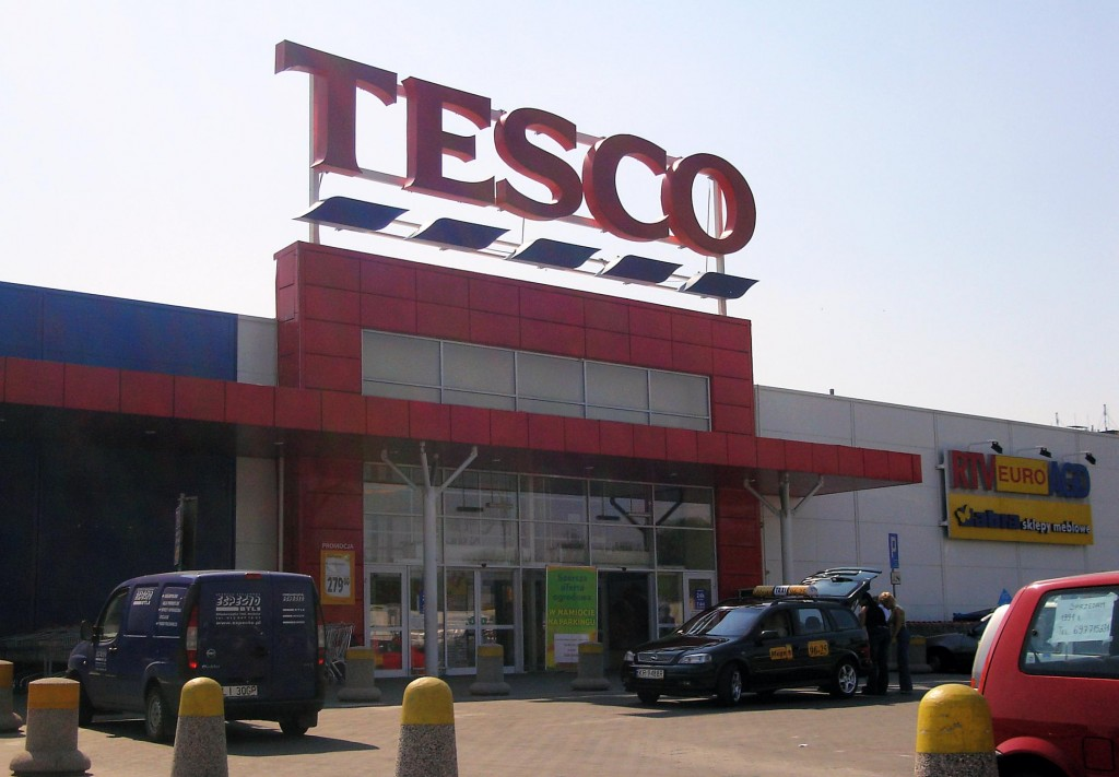 Tesco launched its first current account in June