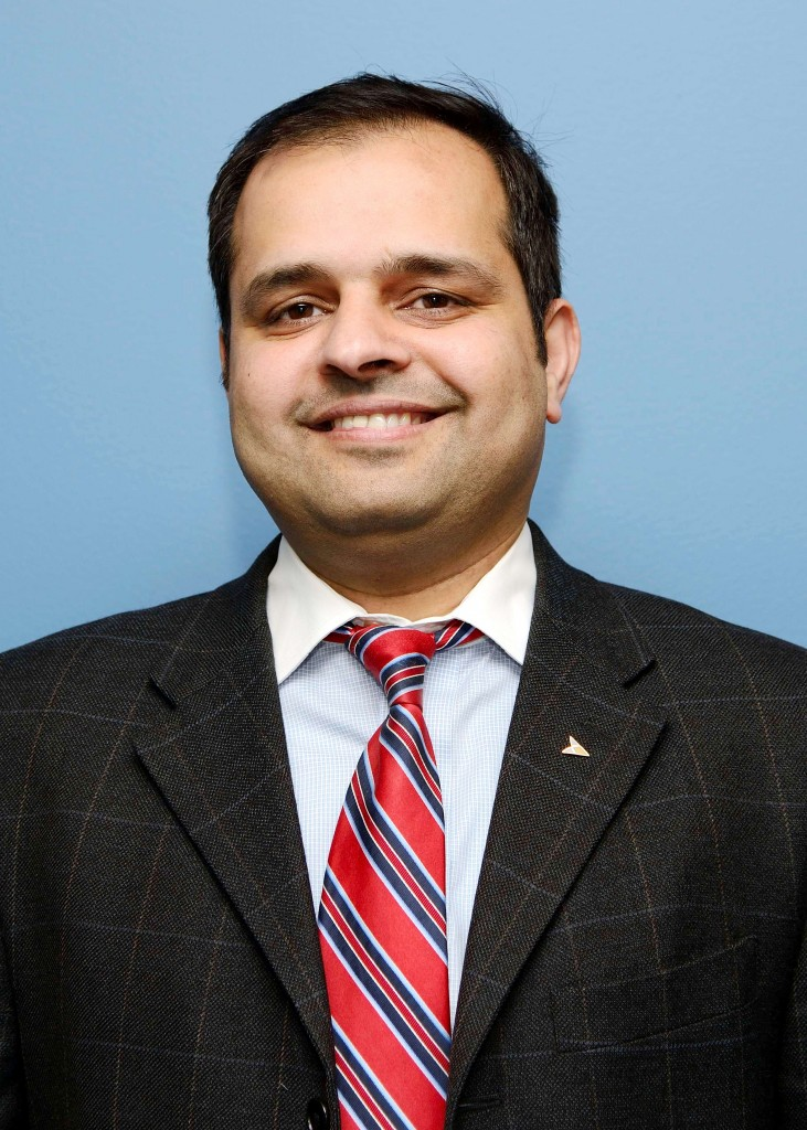 Saket Sharma is chief information officer, treasury services, at BNY Mellon