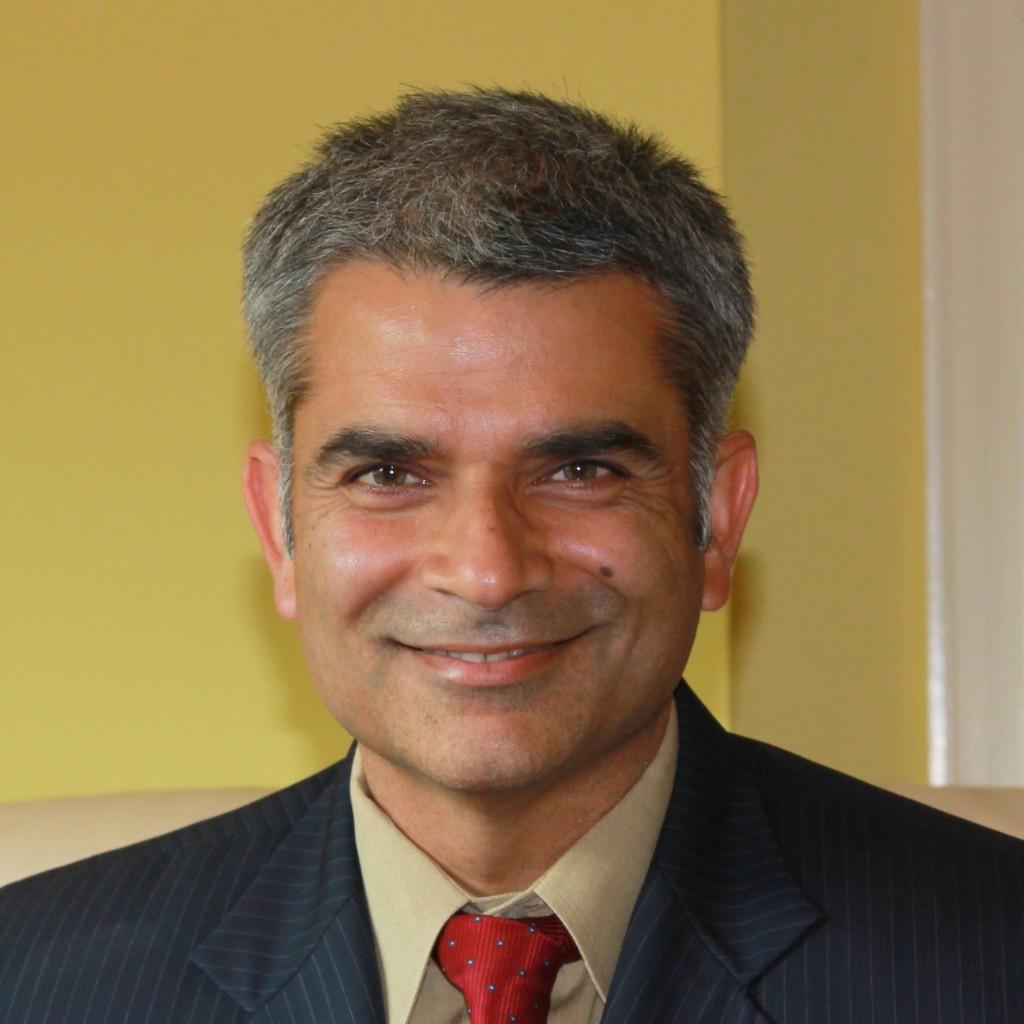 Ambreesh Khanna is vice president